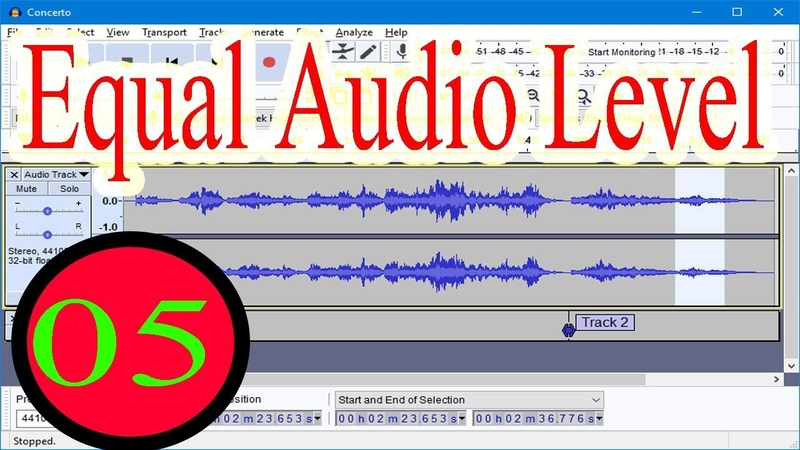 Equal Audio Voice | How To Amplify Voice |