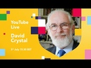 Cambridge University Press ELT - Interview with David Crystal