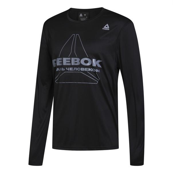 Спортивная футболка RE LS