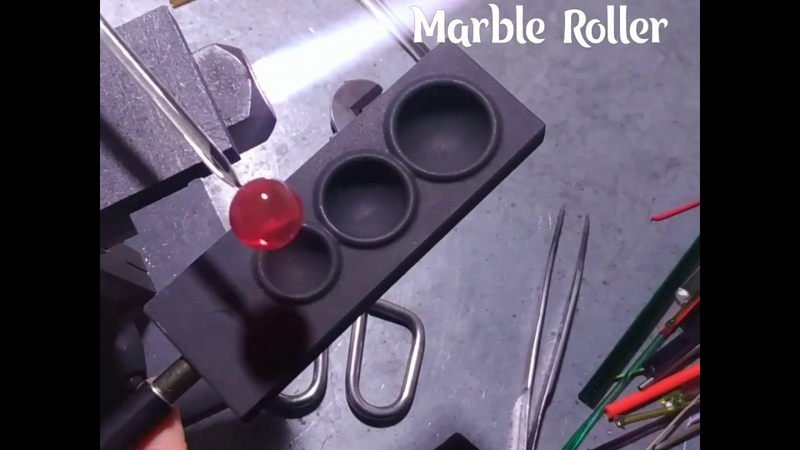 LampworkTool marble roller for lampwork beads making