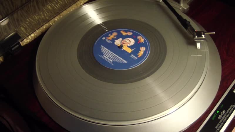 Video Kids Woodpeckers From Space 1984 vinyl