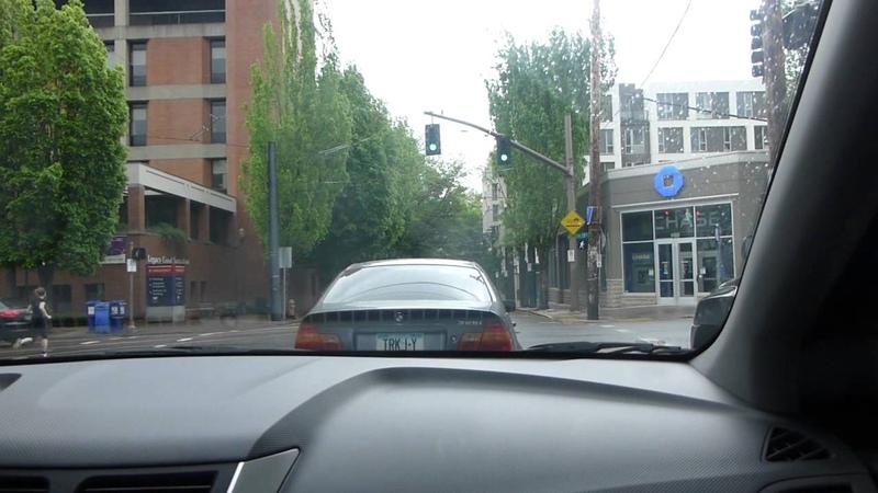 №87 Дождливый город Портланд, штат Орегон