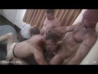 Orgy party #gay #porn #bareback #orgy #gangbang