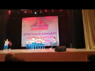 Преподаватель Светлана Аршинова, Hip-hop/Club Dance (дети 7-11 лет)