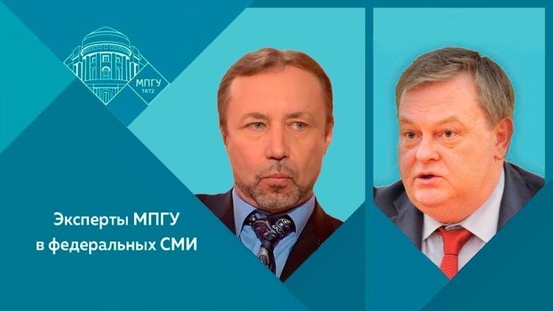 Е.Ю.Спицын и Г.А.Артамонов на Радио России. Радиоуниверситет. Первая русская Смута