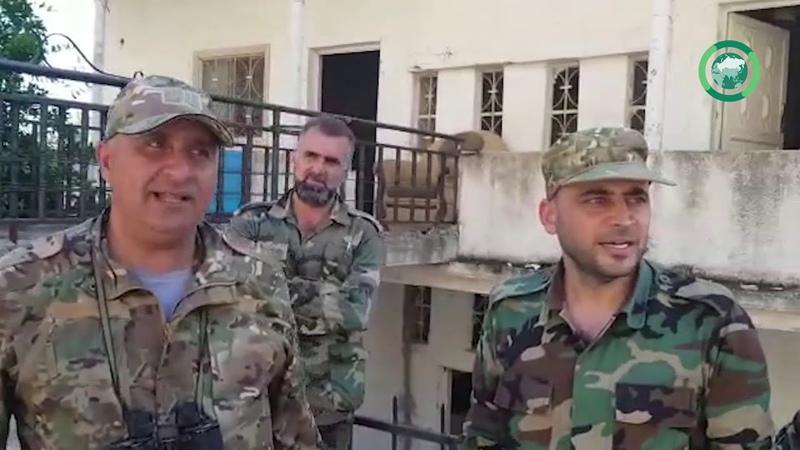Сирийские «Силы Тигра» взяли в осаду «Ан-Нусру» на севере Хамы