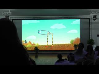 Закрытие III международного фестиваля анимационного кино - Аниматика