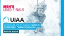 Men's Lead Finals l Moscow Russia UIAA Ice Climbing World Combined Championships 2018