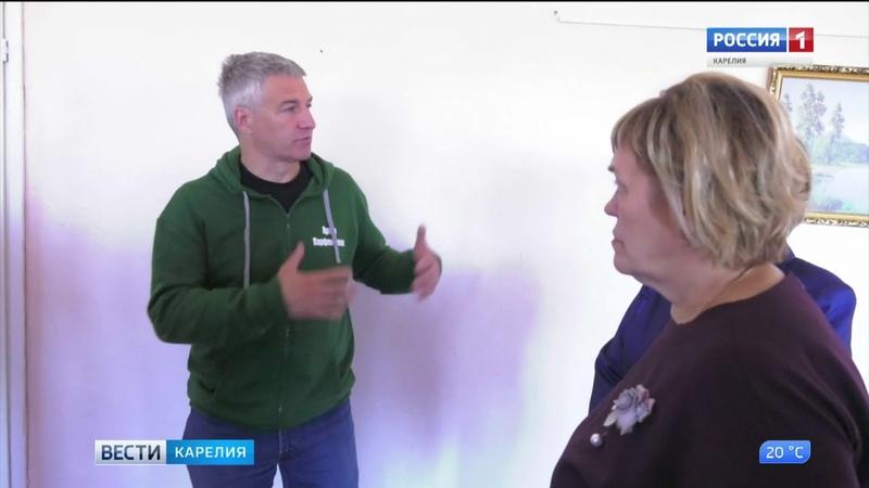 Решить проблемы энергосбережения школы Рабочеостровска