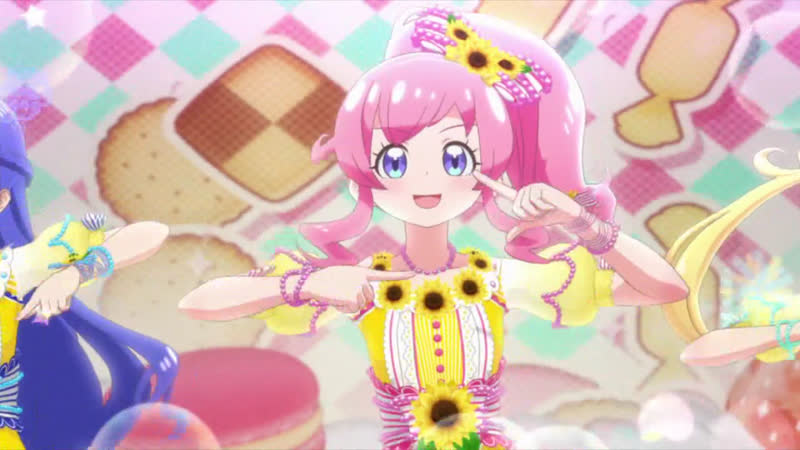Miracle☆Kiratts — «Otome Attention Please» (Kiratto Pri☆Сhan 77)