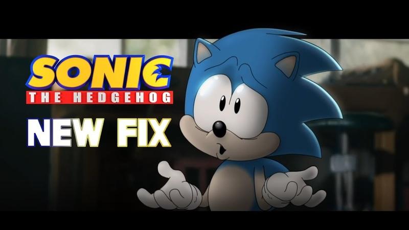 Sonic Movie New Fix