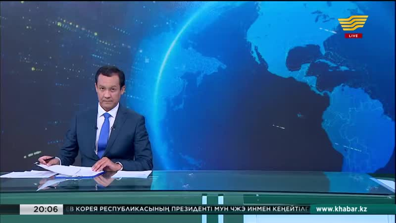 Қасым-Жомарт Тоқаев Корея Республикасының Президенті Мун Чжэ Инмен кездесті.mp4