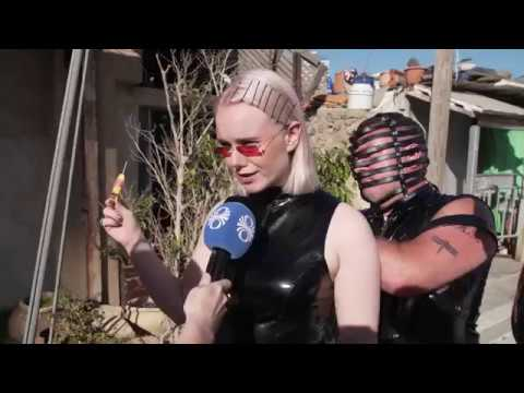 Hatari the Icelandic techno and punk rock band from Reykjavík has now a new member