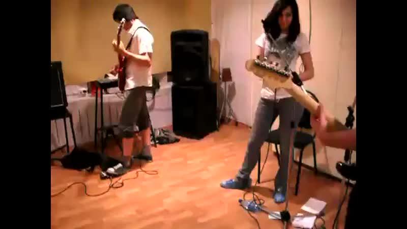 Feel Sky - С поворотом в небо (live to Prolife 07.05.2010г)