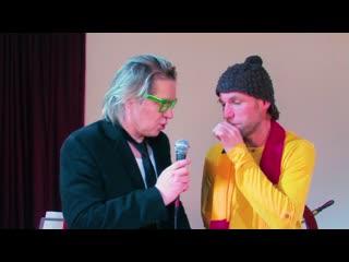 """Что же нужно уметь делать , чтобы  участвовать в фестивале юмора """"Белая спина 2019"""" ?  / Арт - студия """" Комиксы """"/"""