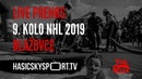 9. kolo NHL-ky Žilinského kraja - Blažovce - LIVE HASIČSKÝŠ