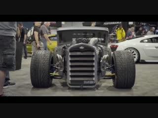 Ford model a hotrod