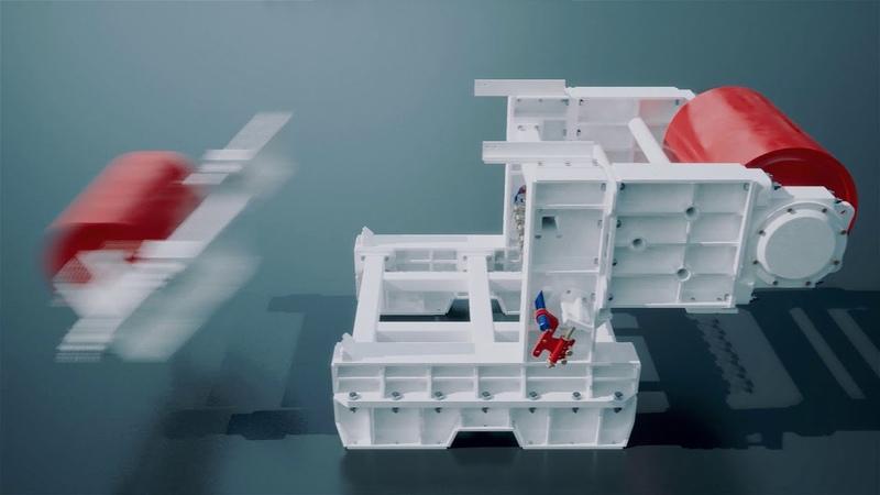 3D-модель ленточного конвейера ЛА (Анжеромаш). Агентство Мэйк
