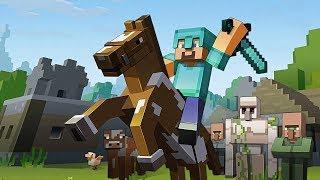 Старперские шутки в мире кубов Minecraft запись стрима