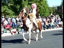 2014 Native American Indians in Parade-Pendleton Round Up