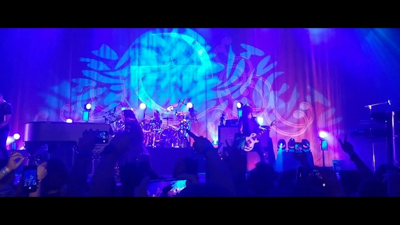 Evanescence Lost In Paradise VLOG from Istanbul concert