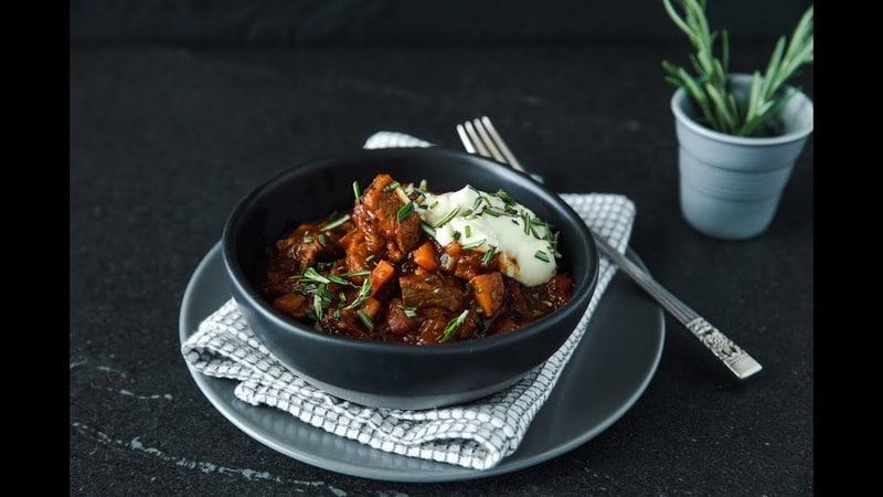 Lamb Tomato Stew