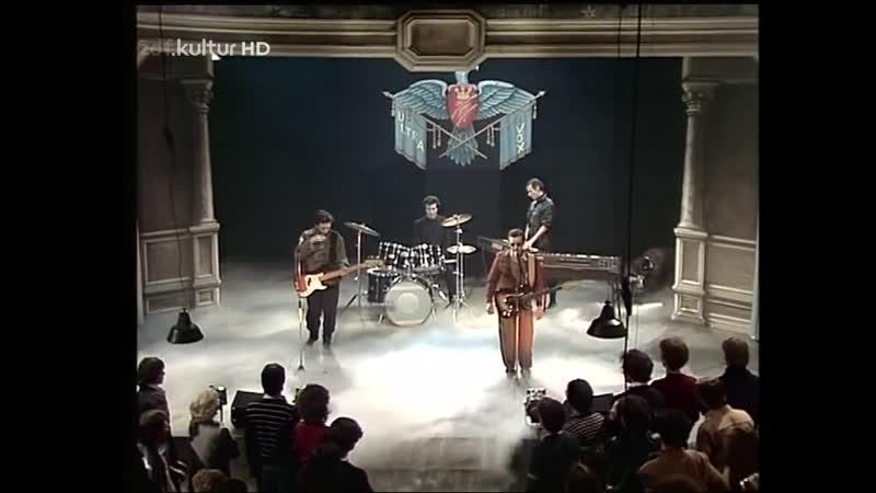 ULTRAVOX - Hymn (1982)