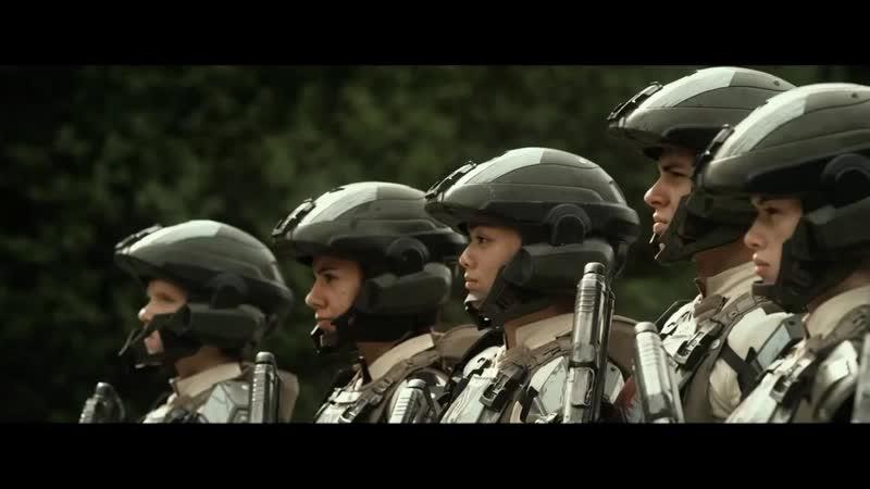 Хело 4 Идущий К Рассвету_Halo 4 Forward Unto Dawn,кино (2012).