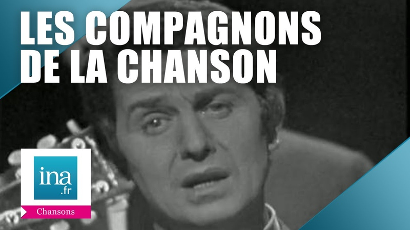 Les Compagnons De La Chanson La chanson de Lara 1968г.