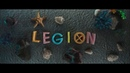 Legion Cast What's So Funny 'Bout Peace Love and Understanding Cover