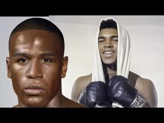 TBE or The Greatest - Floyd Mayweather Jr - Muhammad Ali