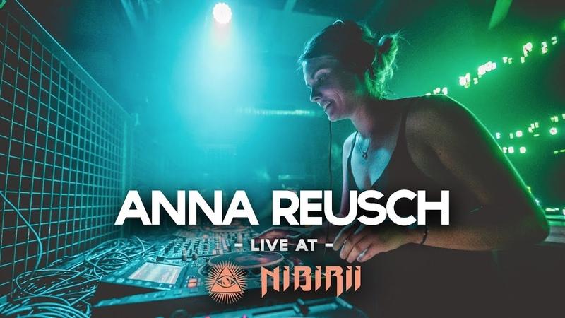 ANNA REUSCH FULL TECHNO LIVE SET @ NIBIRII Bootshaus Cologne 2018