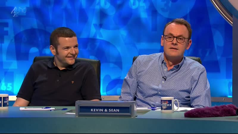 8 out of 10 Cats does Countdown 7x02 (15.05.2015)