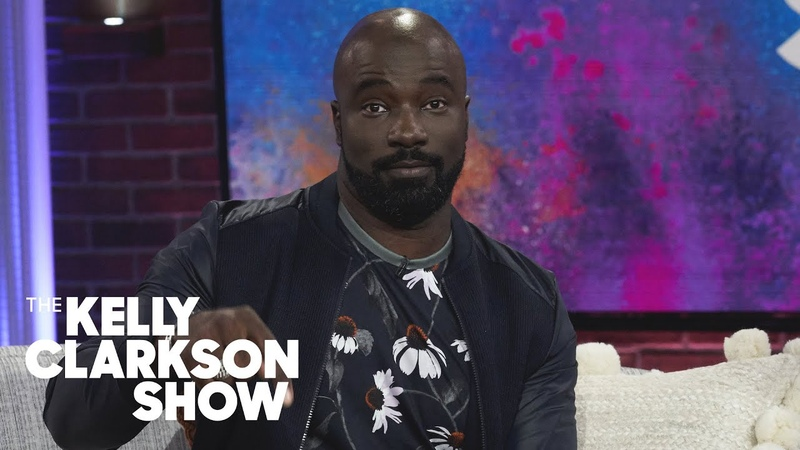 Mike Colter Still Double Checks Every Window And Door Before Going To Bed | The Kelly Clarkson Show