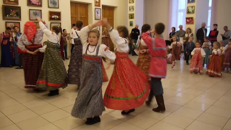 КОНКУРС ТОВАРОЧКА ЧЕТВЁРА кадрильный танец