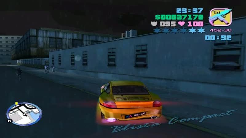 GTA Vice City - New Age mod (PC) - live-stream, day 1