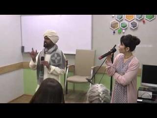 2019-04-30 - Матхура Бихари Дас (Индия) «Здоровье без лекарств»
