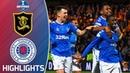 Livingston 0-1 Rangers   Early Kamara Goal sends Rangers through to Semis!   Betfred Cup