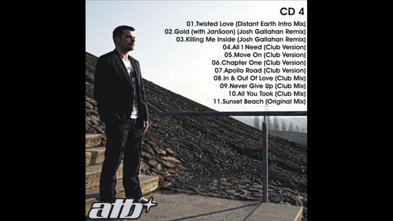 ATB 1998-2012 (Disc Four)