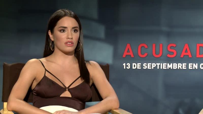 Entrevista a Lali Espósito, Leo Sbaraglia e Inés Estévez por ACUSADA - Chicas Guapas TV
