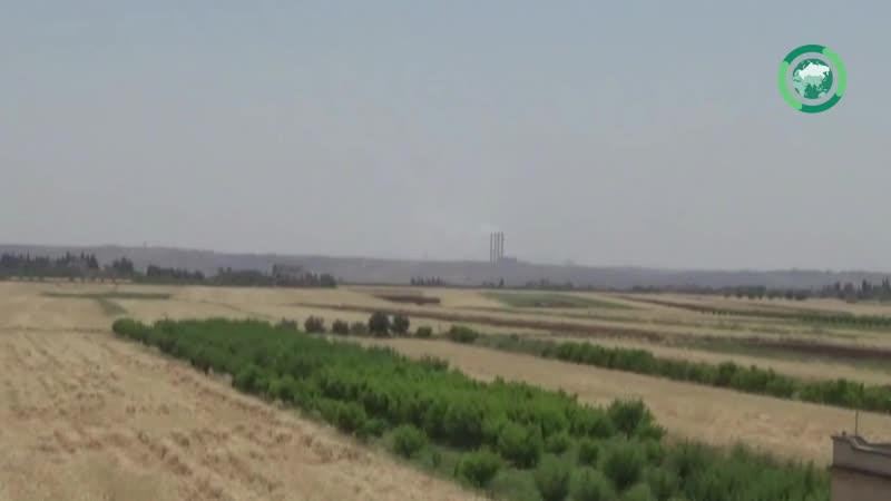 Сирийская армия отразила атаку боевиков «ан-Нусры» на севере Хамы