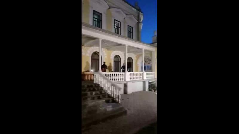 Концерт в доме Мешкова