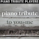 Piano Tribute Players - Love Gone Wrong