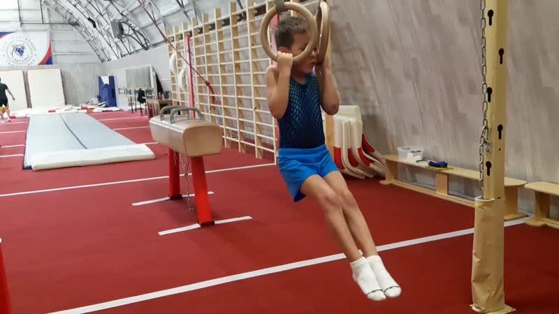 тренируем и силу и характер посредством спортивной гимнастики 89032287122