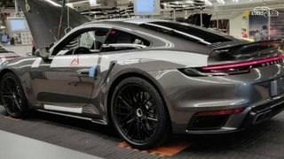 2020 Porsche 911 '992' Turbo Leaked Without Any Camo