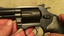 Smith Wesson Model 632-1 PowerPort Pro 327 Federal Magnum