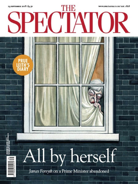 The Spectator 2018 09 29