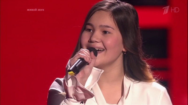 REVIEW The Voice Kids of Russia Nazgul Adagio The Voice Kids of France Lola Without You