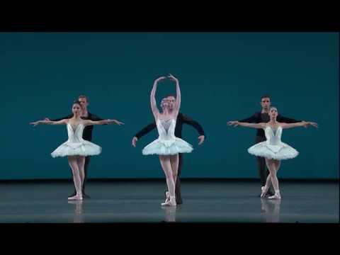 Balanchine Le palais de cristal NYCB 2016 Баланчин Хрустальный дворец