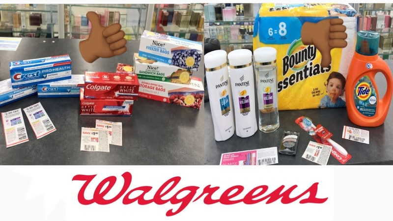 Walgreens Spend $40 Get 12K? Rolling Points Do s Don ts 🏽 Meek s Coupon Life